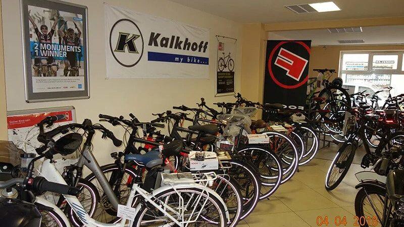 Arft Zweiräder Fahrradshop Laage