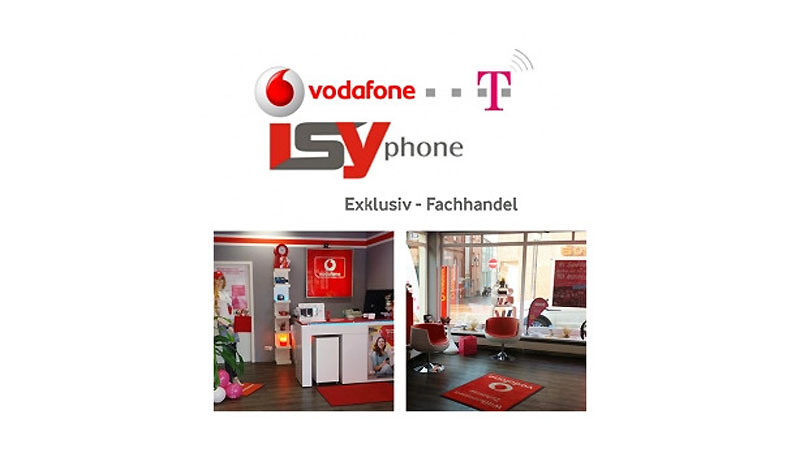 Isyphone - Vodafone Shop In Laage