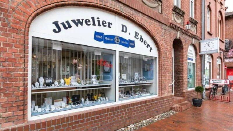 Uhren Und Schmuck Ebert In Rostock-Laage